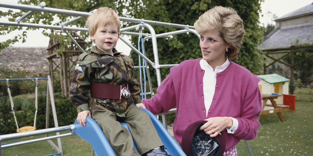 Prince Harry Opens Up About Losing His Mother, Princess Diana