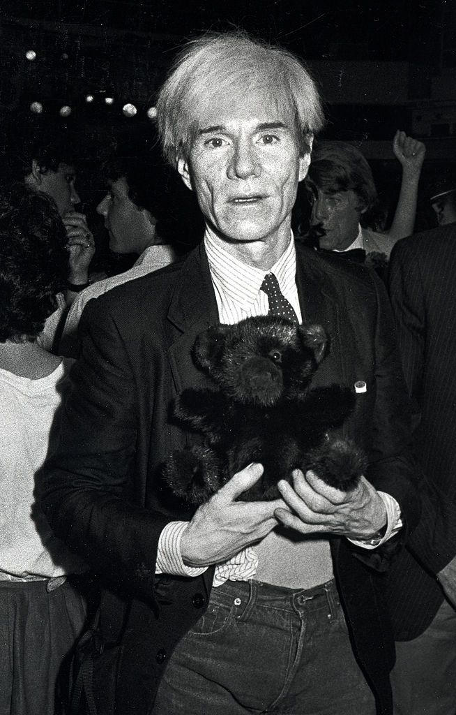 andy warhol studio 54