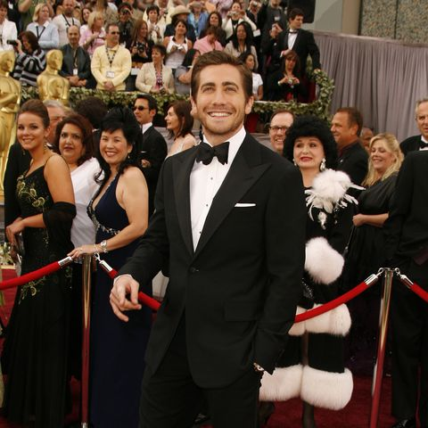 jake gyllenhaal, nominee best actor in a supporting role for brokeback mountain photo by sgranitzwireimage