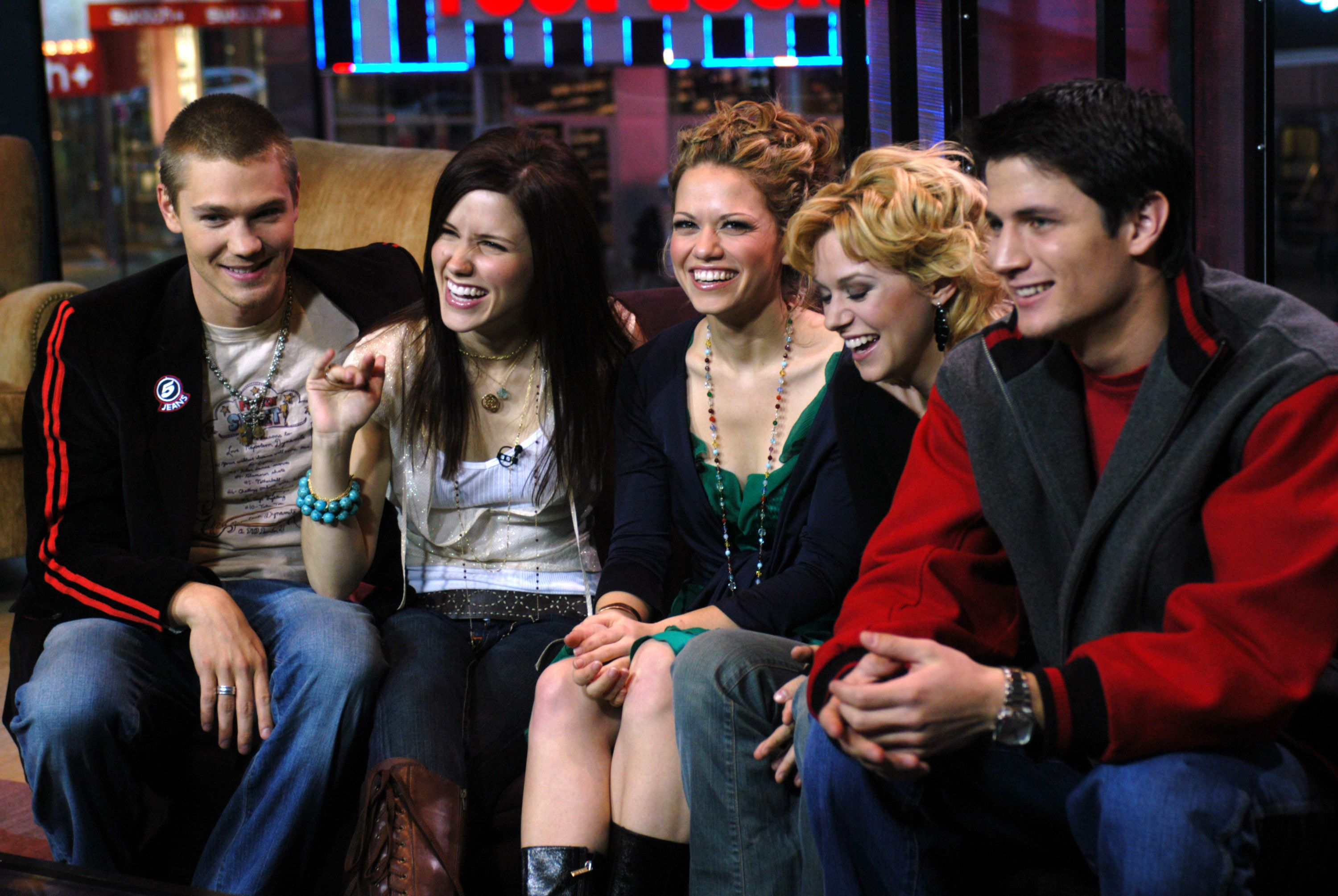 Forget Friends, The One Tree Hill Cast Had An Adorable Reunion At