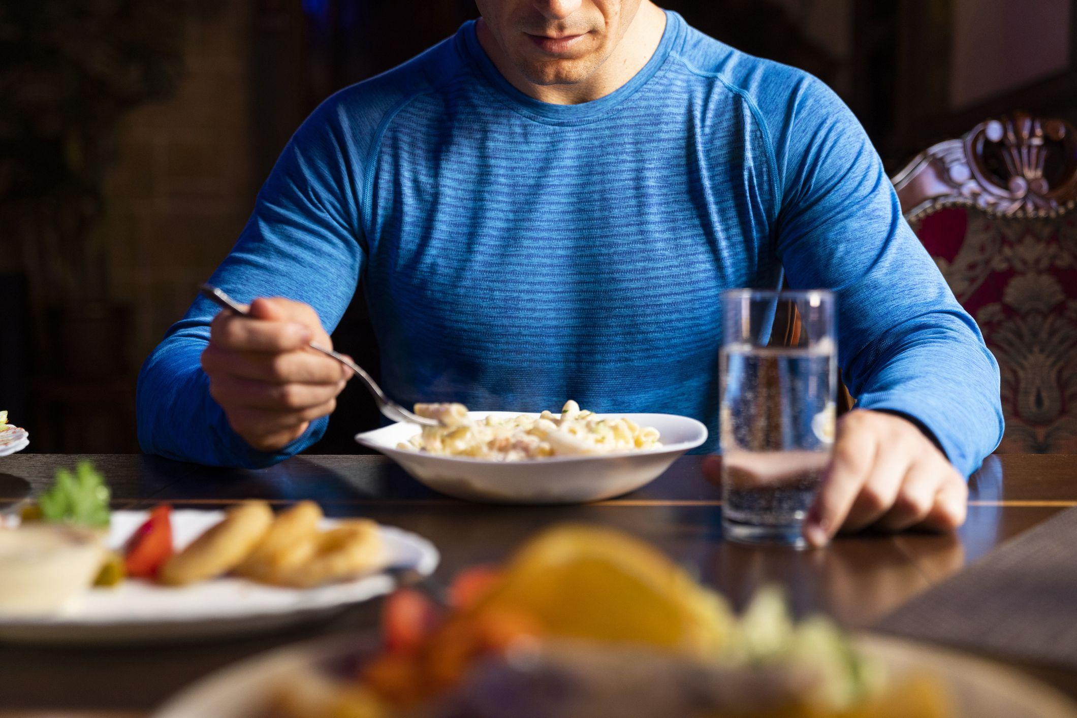 Como bajar de peso comiendo normalmente