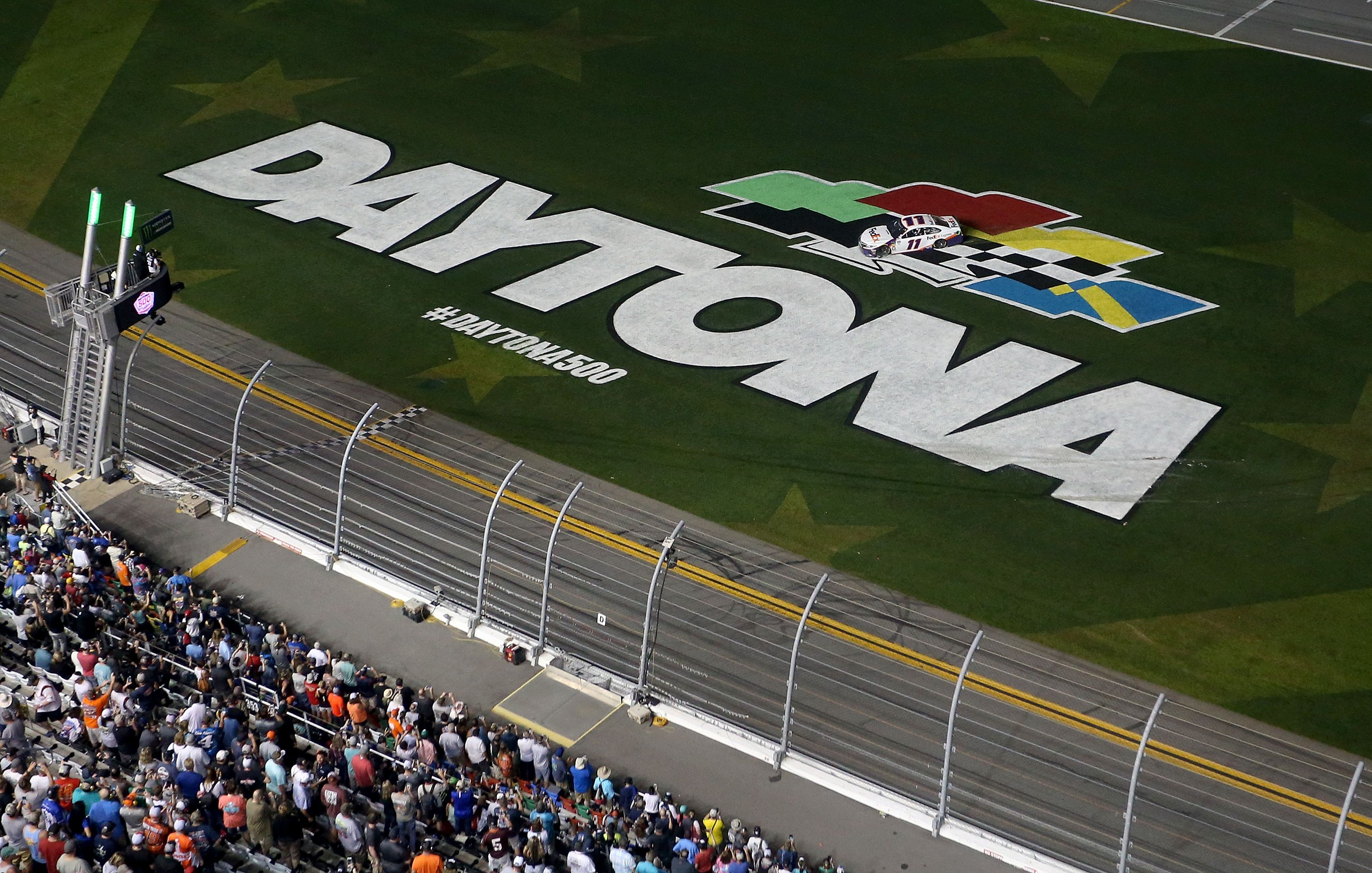 NASCAR Buys 13 Race Tracks Across the United States