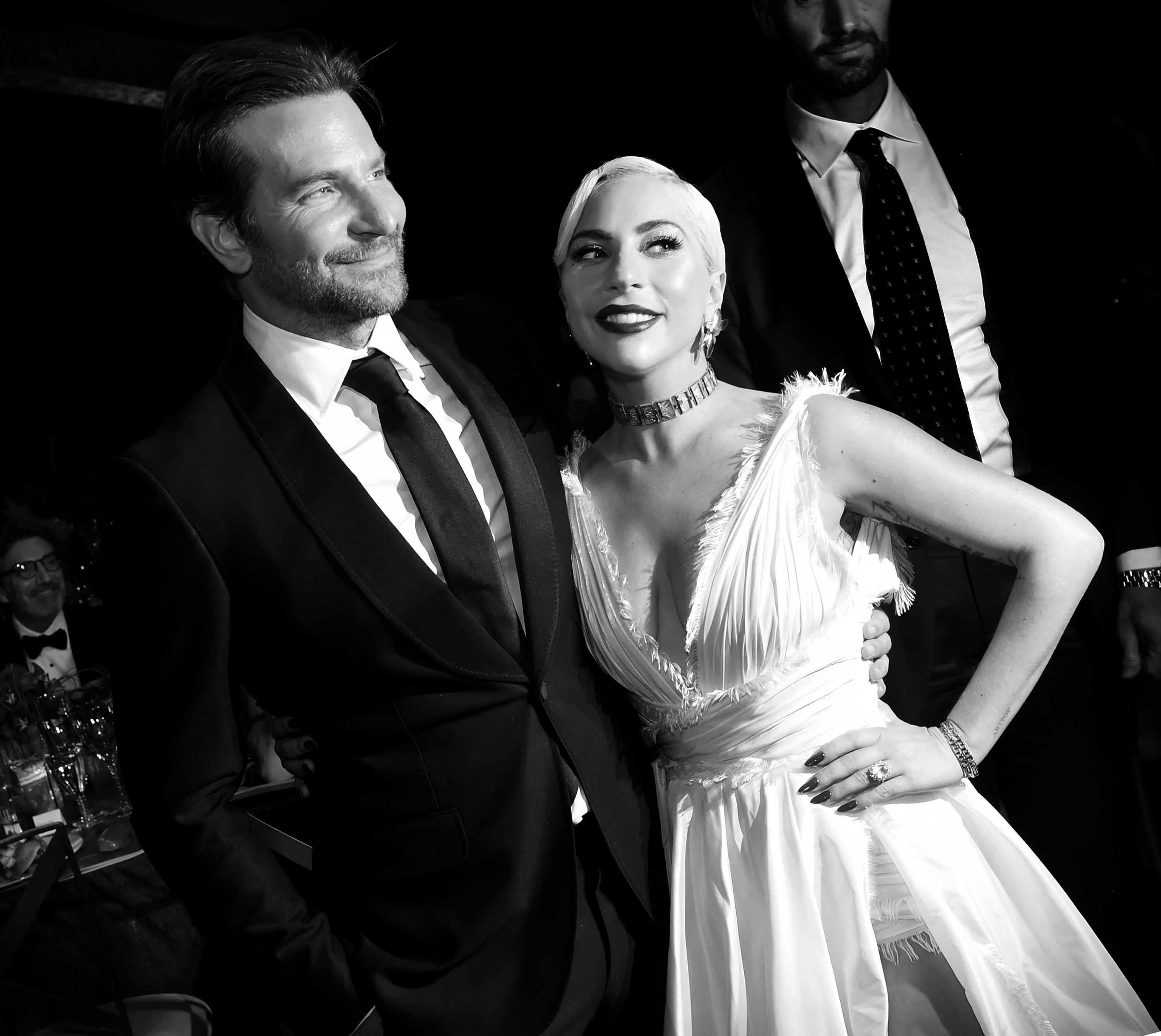 Bradley Cooper Wants to Give Fans 'A Star Is Born' Live Reading with Lady Gaga