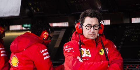 Formula 1 2019 Pre-Season Tests - Day 1