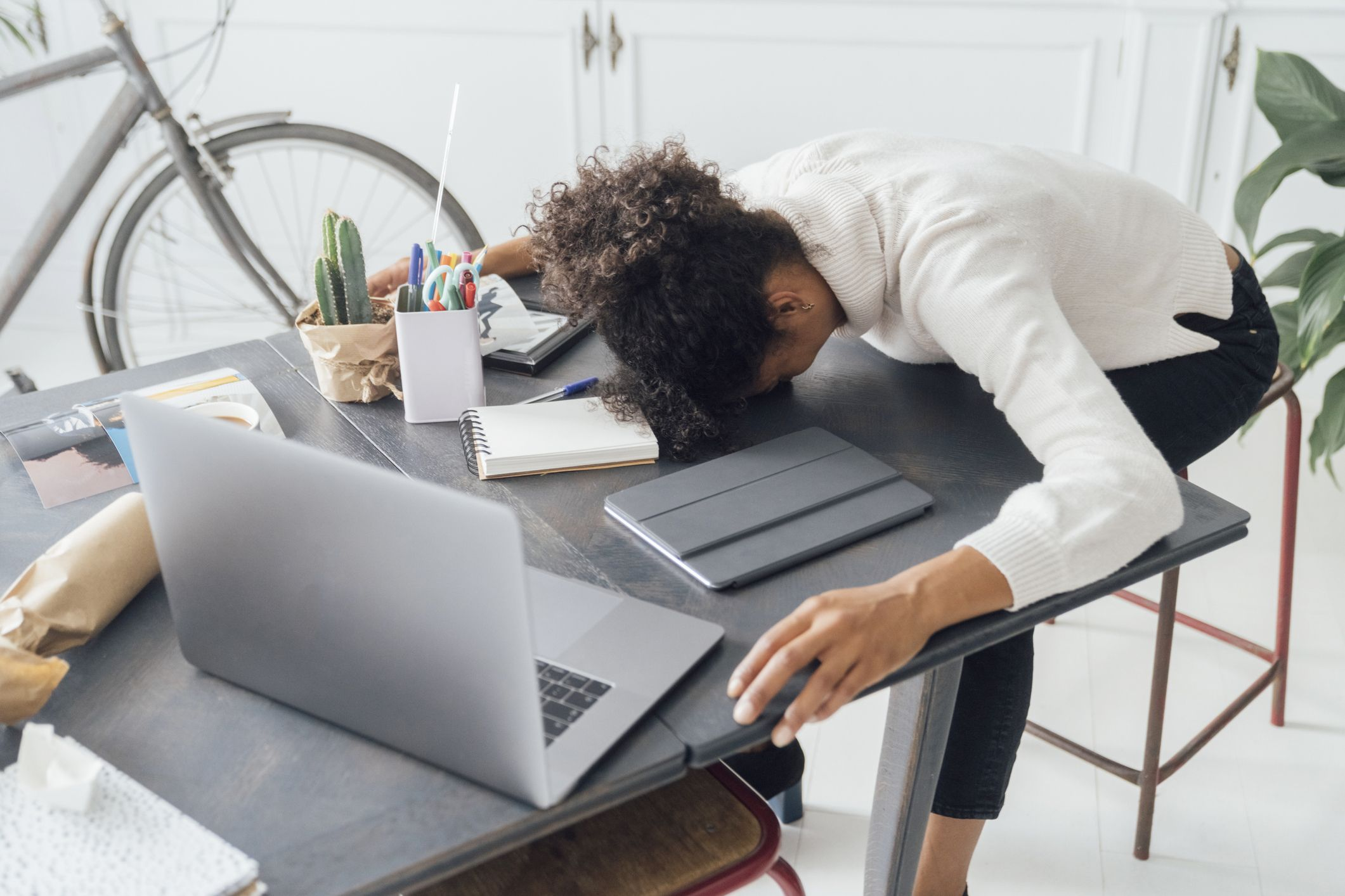 How to spot - and combat - work related stress