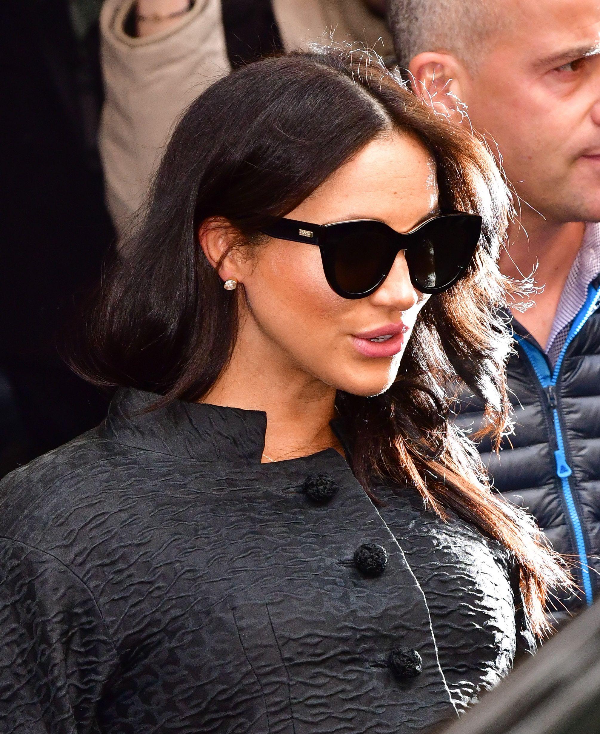 The Duchess of Sussex's £45 sunglasses are back in stock