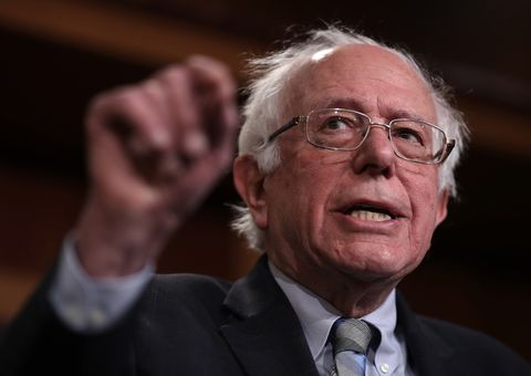 Bernie Sanders Is the Architect of 2020's Democratic Playing Field
