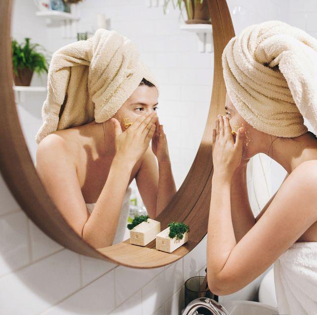at home beauty treatments face masks face massage