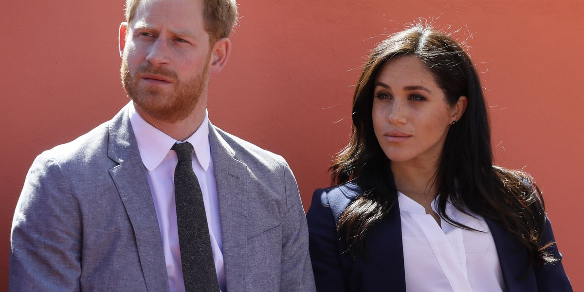 Meghan and Harry Are Facing Security Threats at Their Montecito Home