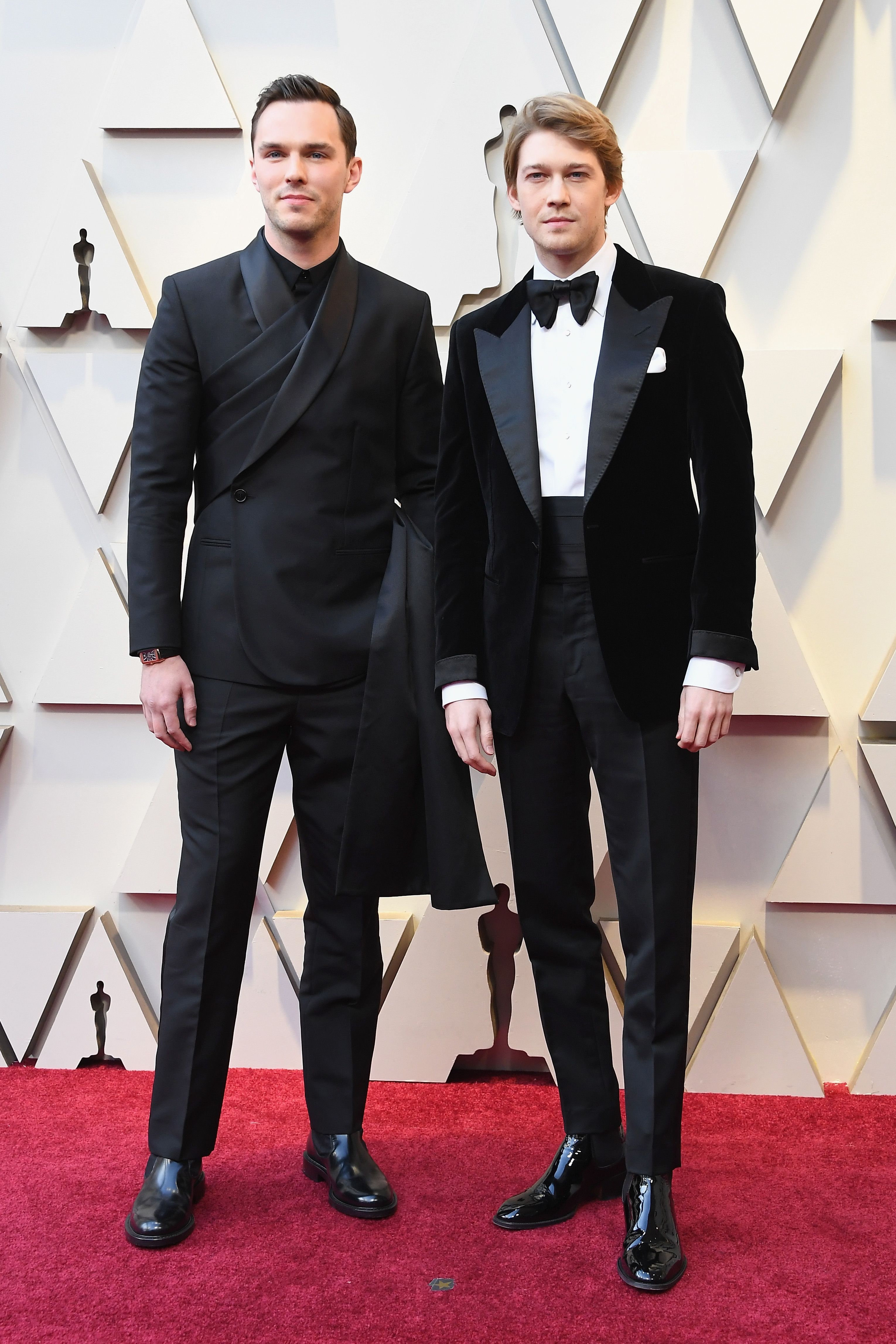 Oscars 2019 Best Dressed Men From The Academy Awards Red Carpet