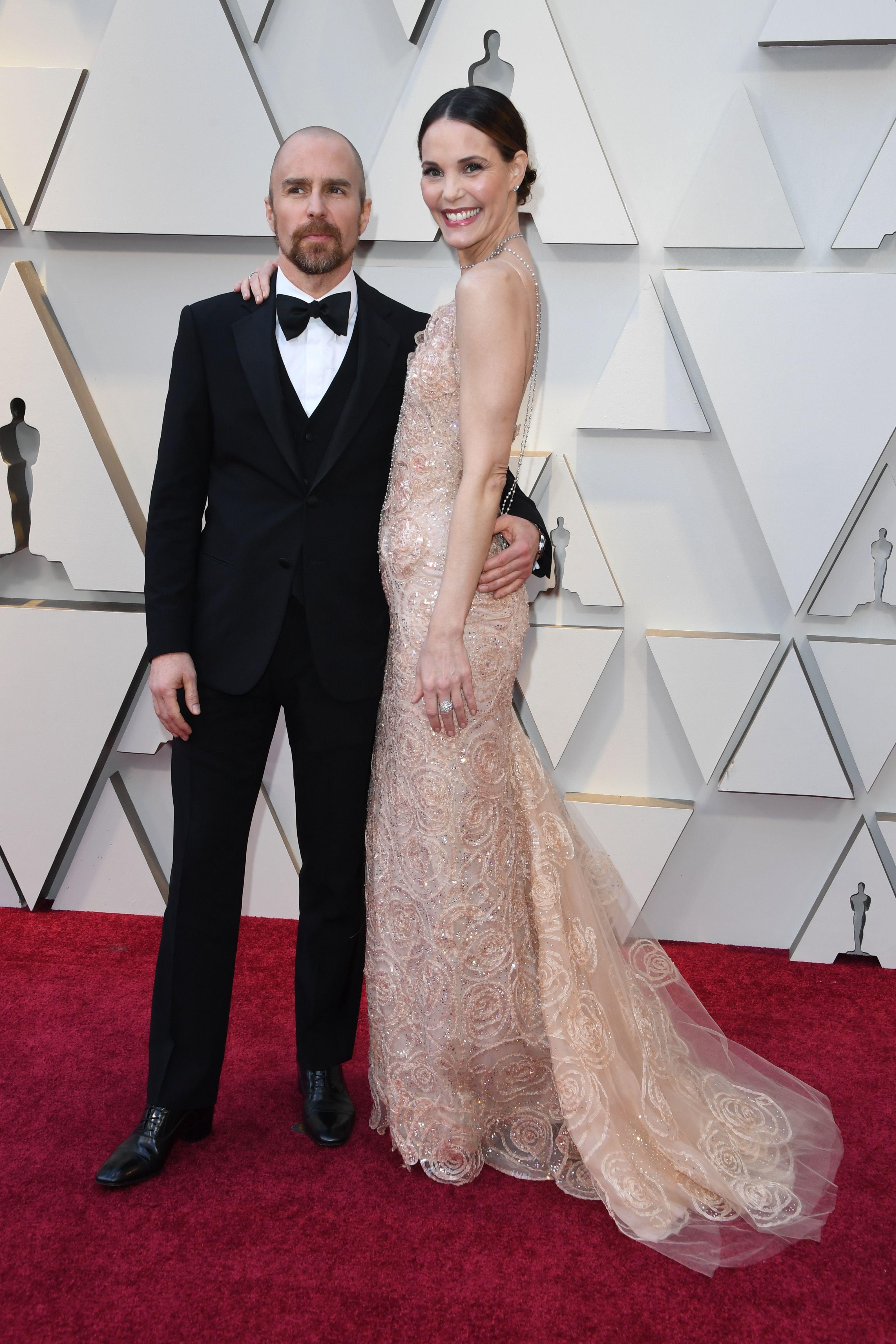 De Vestidos 2019 Oscar 2019Looks La Roja Premios Alfombra J3TFK1lc