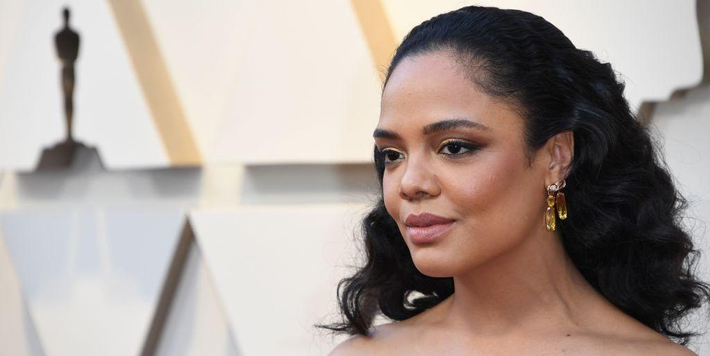 Tessa thompson at the Oscars 2019