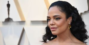 Tessa thompson at the Oscars 2019