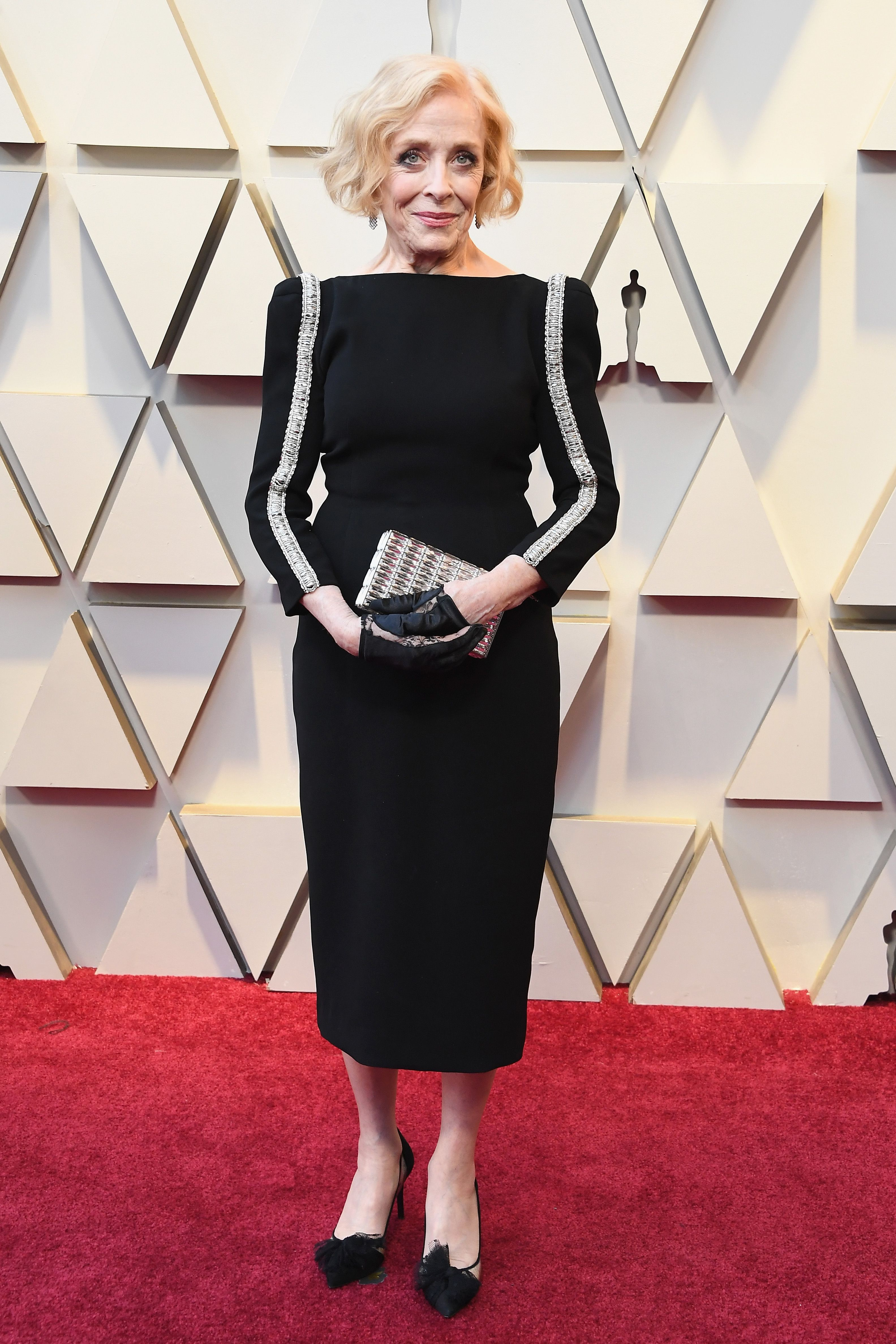 Holland Taylor at the Oscars 2019