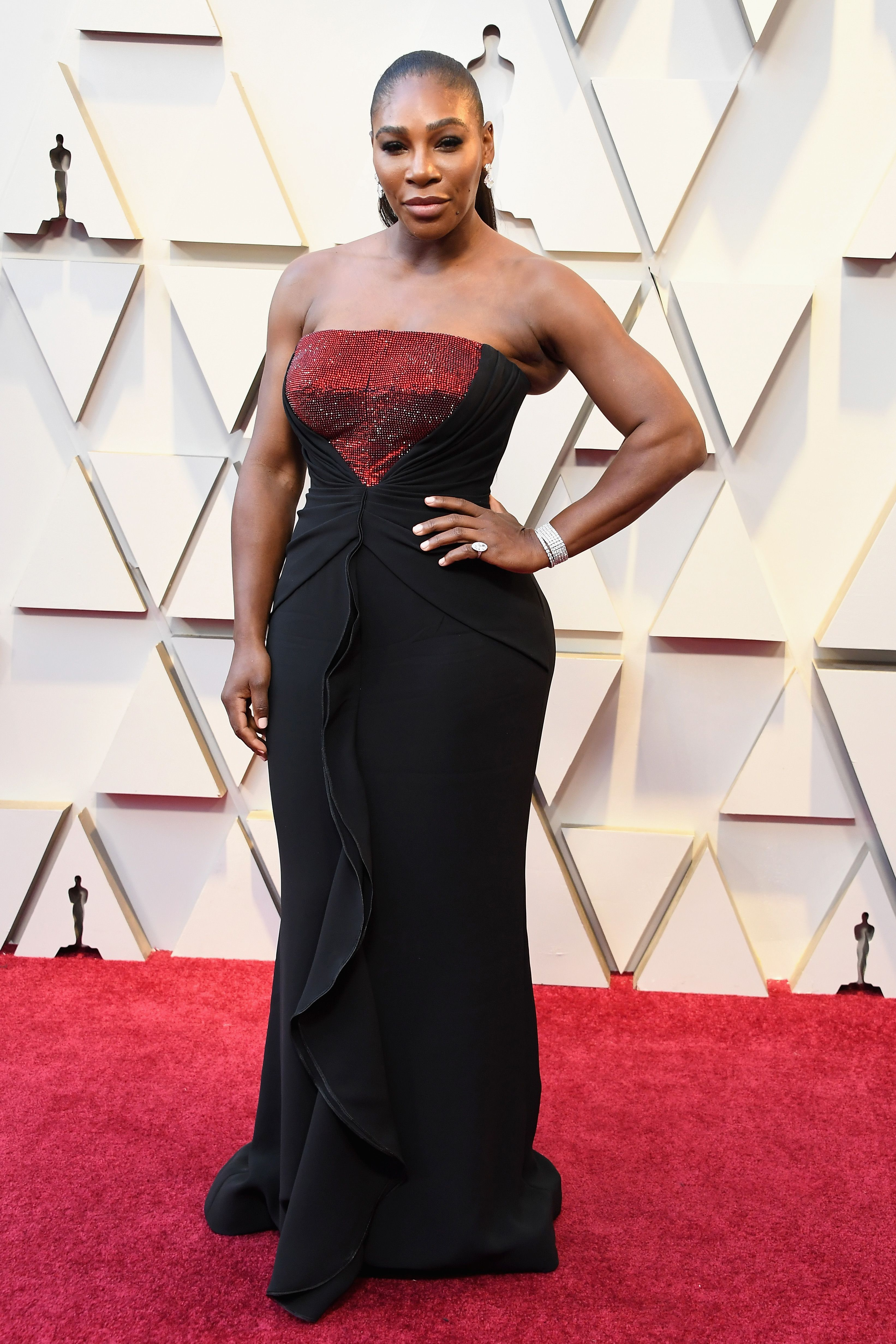 Serena Williams at the Oscars 2019
