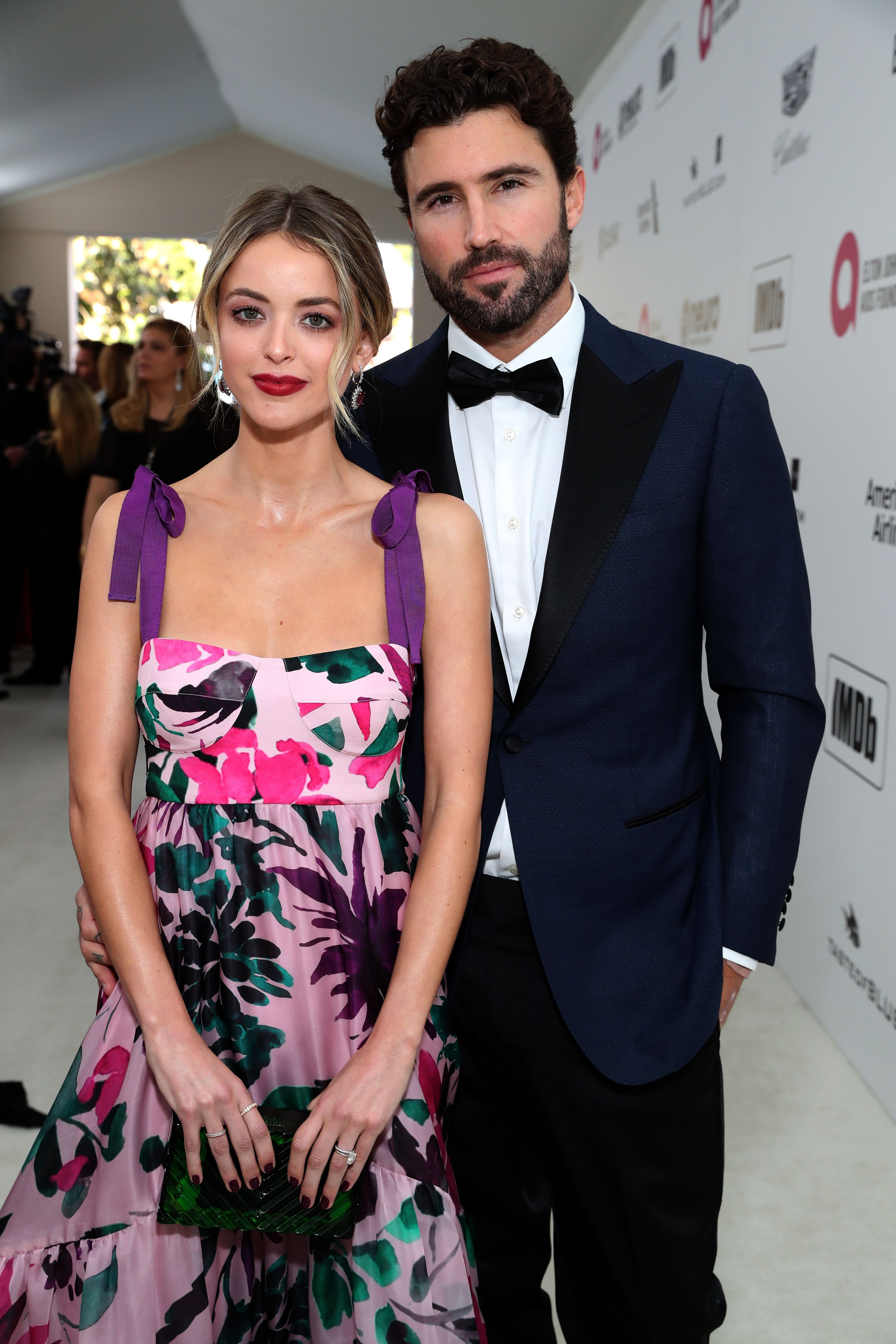Brody Jenner Issues Statement Defending Kaitlynn Carter Following Her Pictures with Miley Cyrus