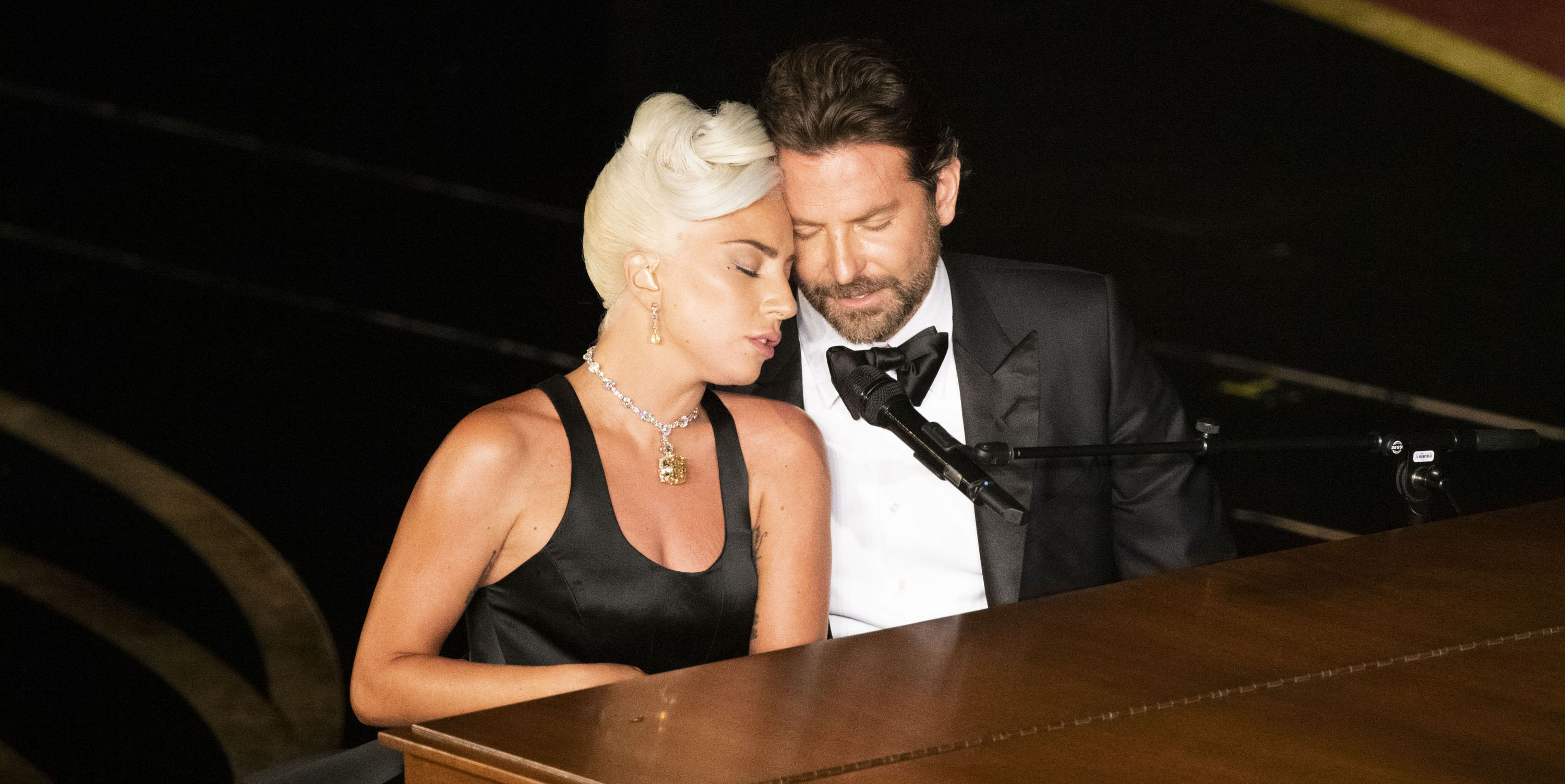 Lady Gaga speaks out about her intimate Oscars performance with Bradley Cooper