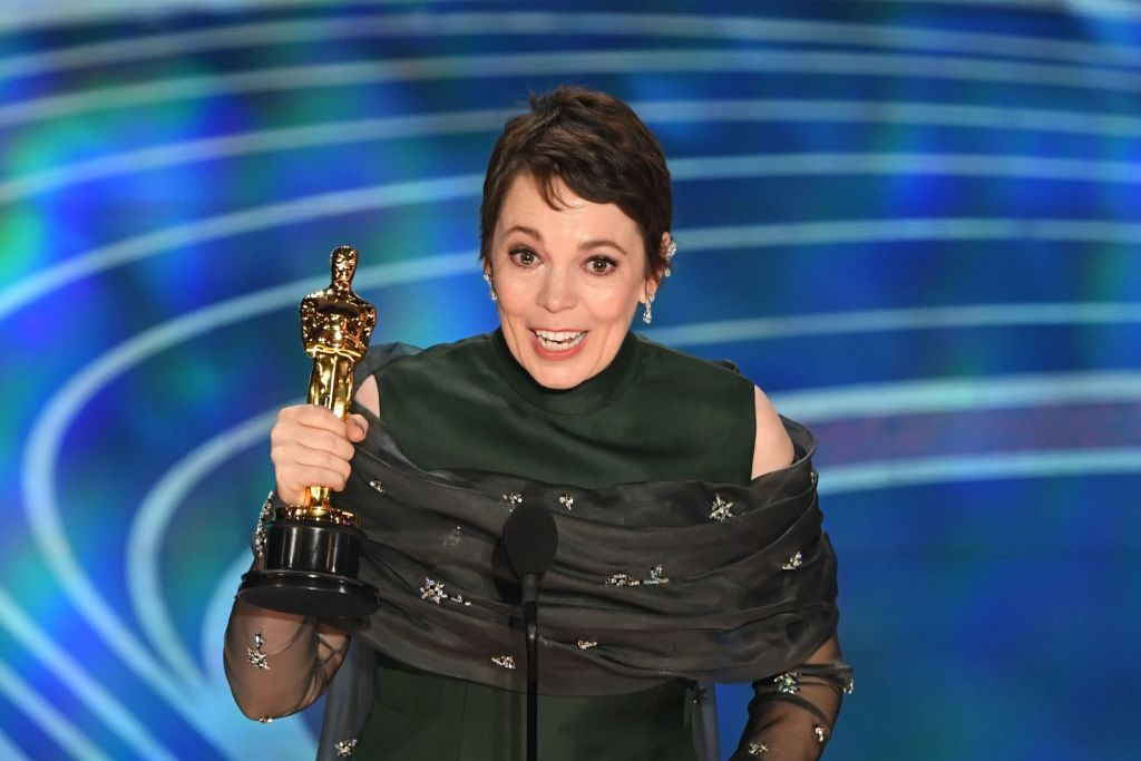 Oscars 2019: Olivia Colman gana el premio a Mejor Actriz - Palmarés Oscars 2019