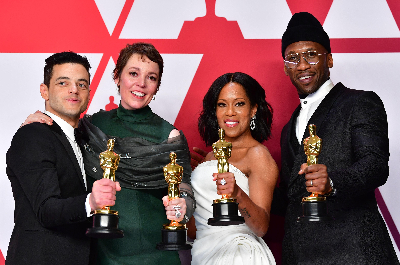 Oscar 2019 premiados galeria fotos - imagenes ganadores oscars 2019