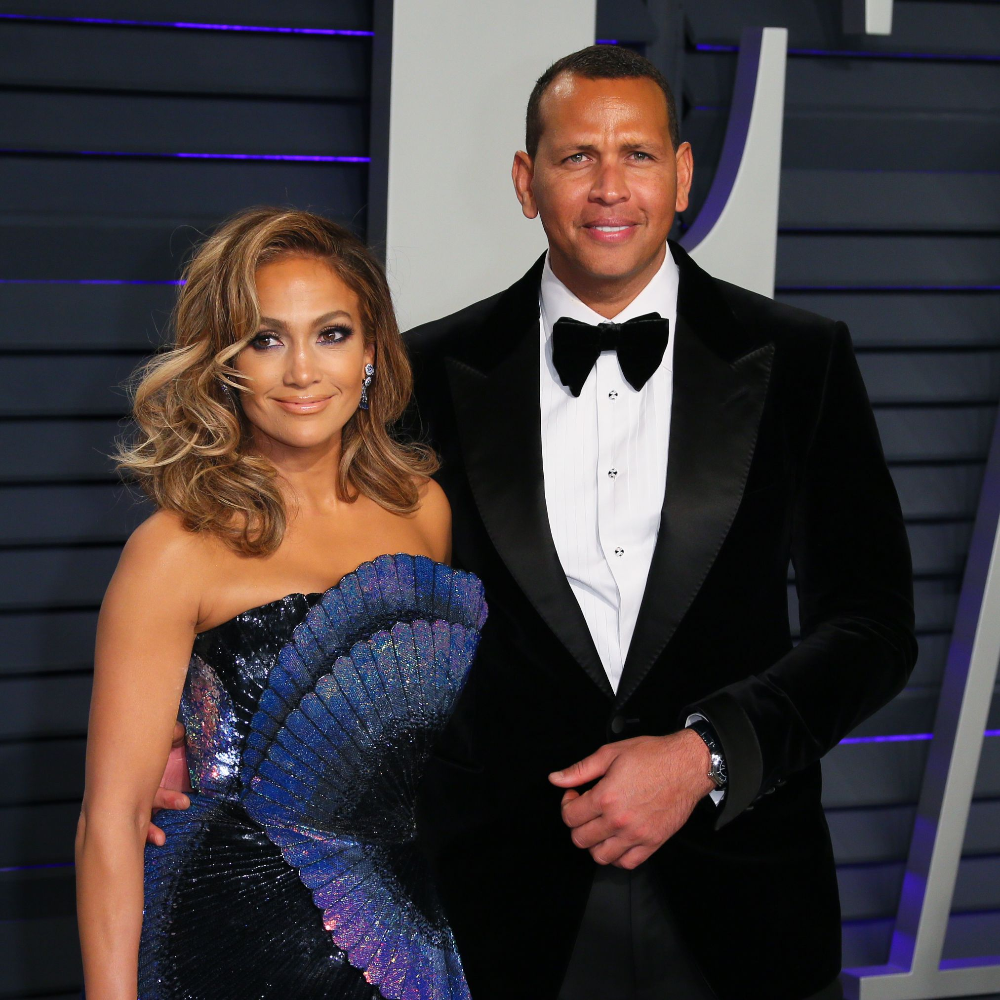 Ugh, Alex Rodriguez Is Being Accused of Cheating on Jennifer Lopez AGAIN by a British Playboy Model