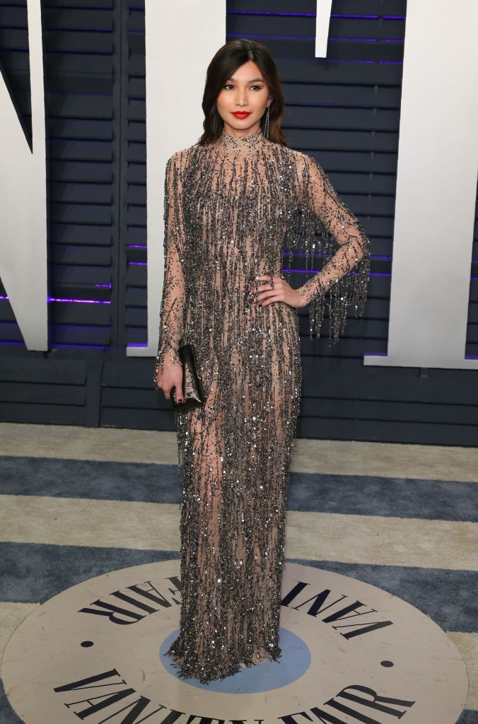 Gemma Chan Gemma Chan celebrates Vanity Fair's Oscars After-Party with Belvedere Vodka at the Wallis Annenberg Center in LA on February 24.