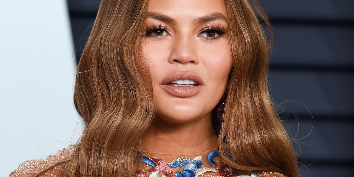 Chrissy Teigen Wrote a Moving Post About Recovery After Loss  image