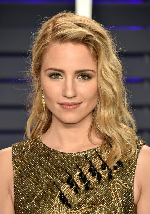 beverly hills, ca   february 24  dianna agron attends the 2019 vanity fair oscar party hosted by radhika jones at wallis annenberg center for the performing arts on february 24, 2019 in beverly hills, california  photo by john shearergetty images
