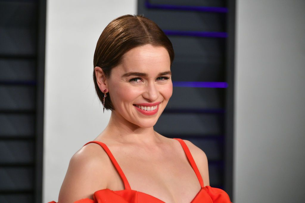 Emilia Clarke Shares Never-Before-Seen Photos Of Herself After Brain Surgery