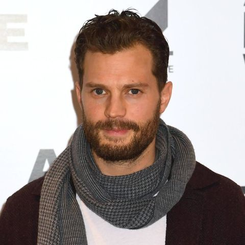 london, england   february 04 jamie dornan attends a qa screening of a private war at odeon leicester square on february 04, 2019 in london, england photo by dave j hogandave j hogangetty images