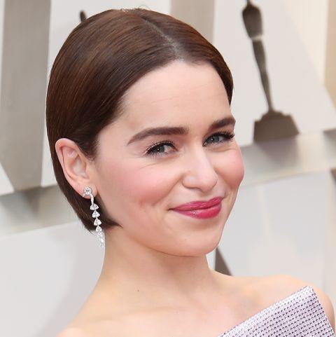 Emilia Clarke Game Of Thrones Skincare Prep