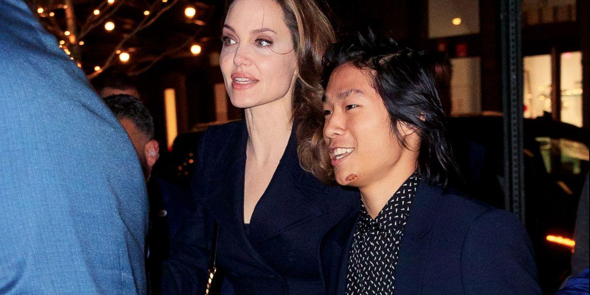 Zitti tutti, parla Maddox Jolie Pitt (e quello che dice è di una vaghezza straziante)