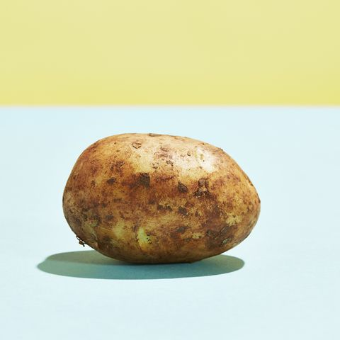 Imperfect potato