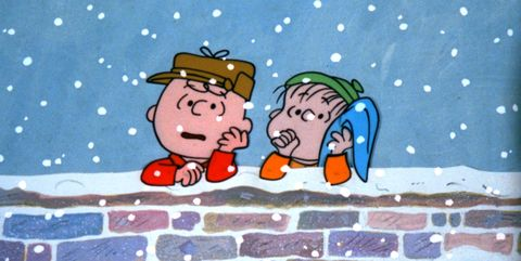 charlie brown christmas - Peanuts Christmas Special