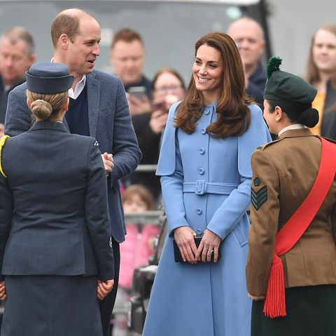 788e577b7961 Kate Middleton In Northern Ireland  Every Classy Outfit Kate ...