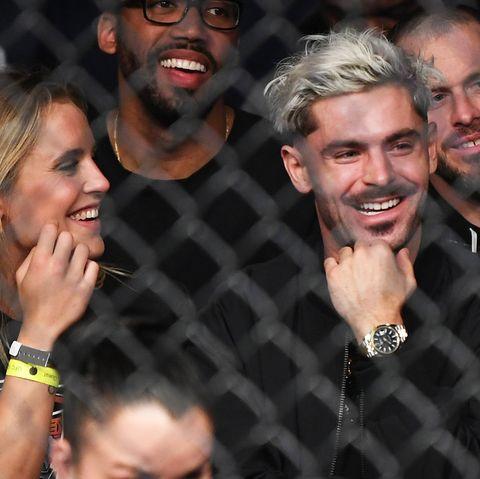UFC 235: Torres v Zhang