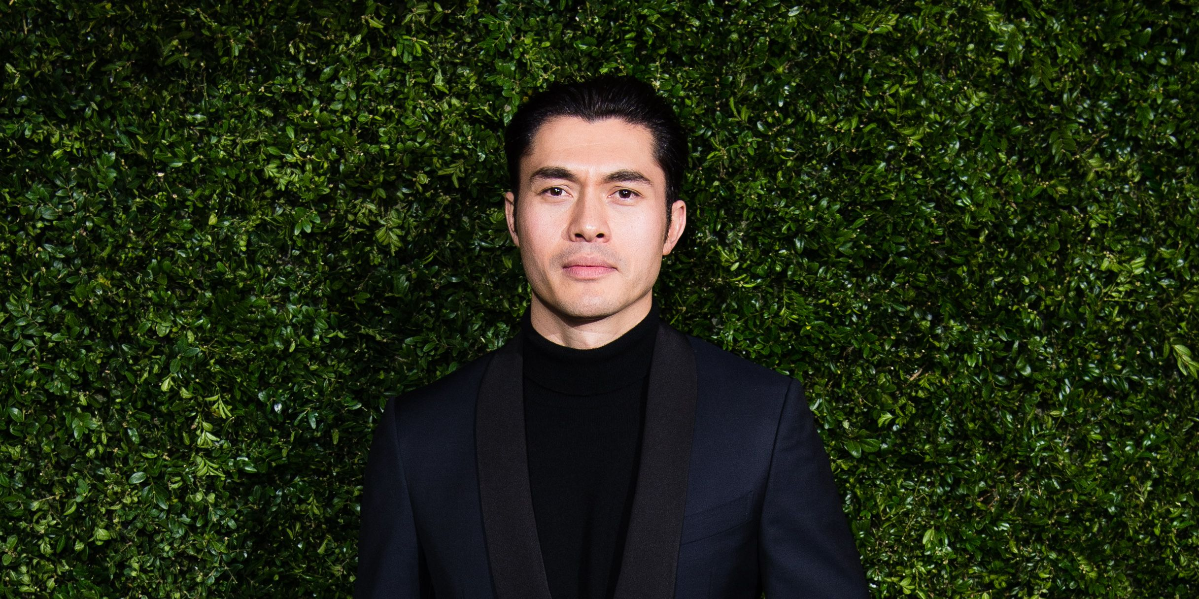 Henry Golding Pulled Off An Unlikely Bond Villain Audition At The BAFTAs After Party