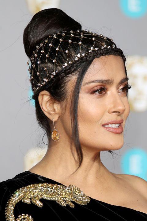 BAFTA hair and makeup 2019