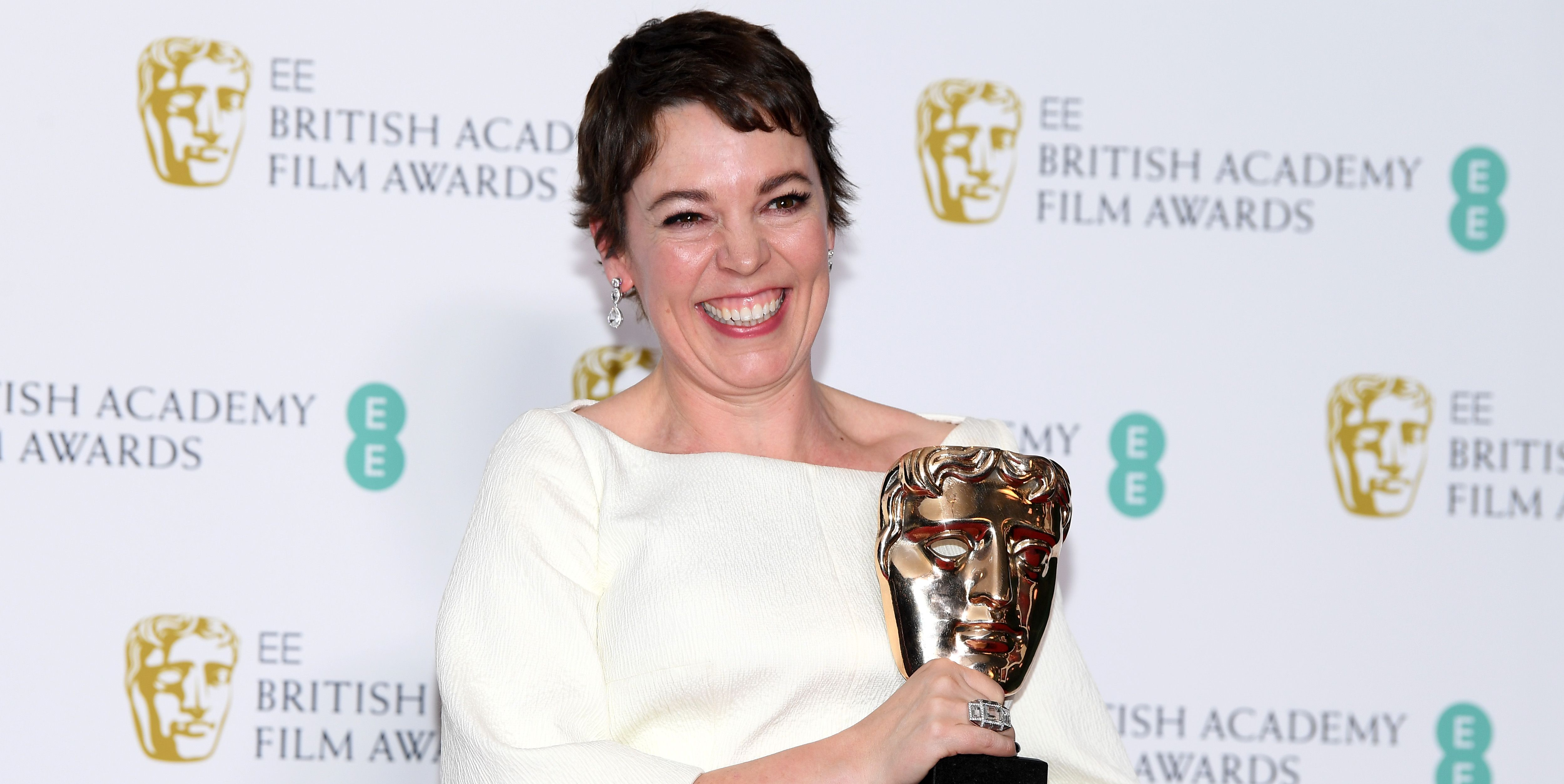 People are living for Olivia Colman's Baftas acceptance speech