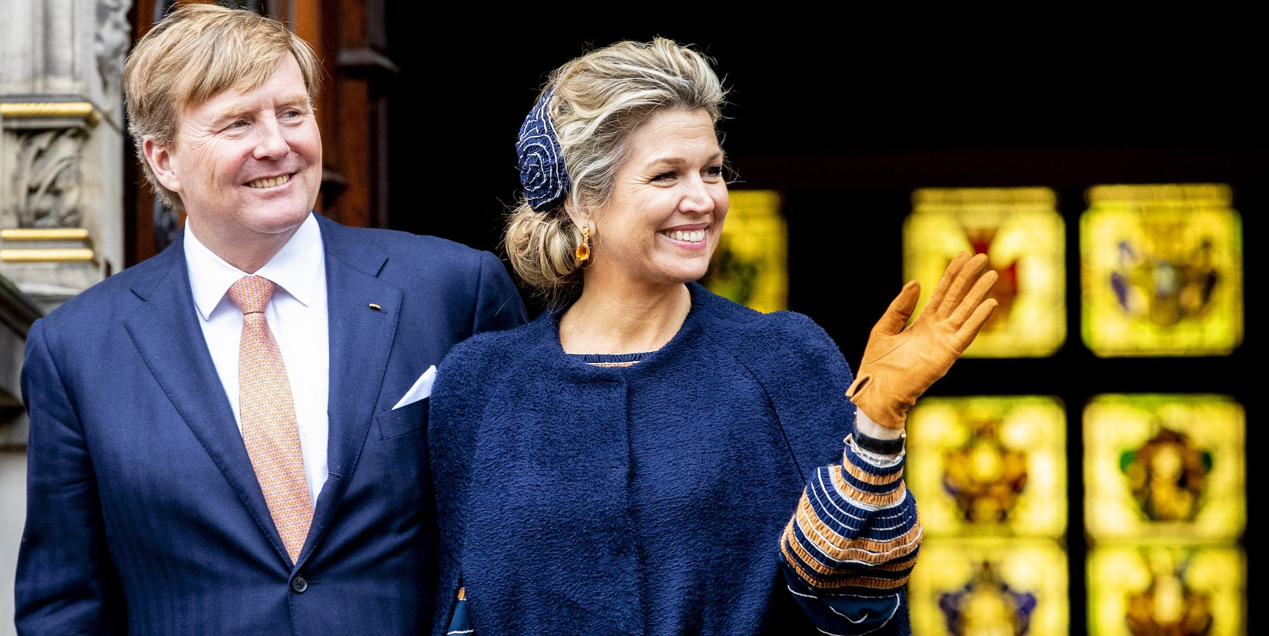 King Willem-Alexander and Queen Maxima Of The Netherlands Visit Bremen, Germany
