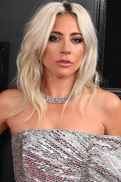 los angeles, california   february 10 lady gaga arrives at the 61st annual grammy awards at staples center on february 10, 2019 in los angeles, california photo by steve granitzwireimage