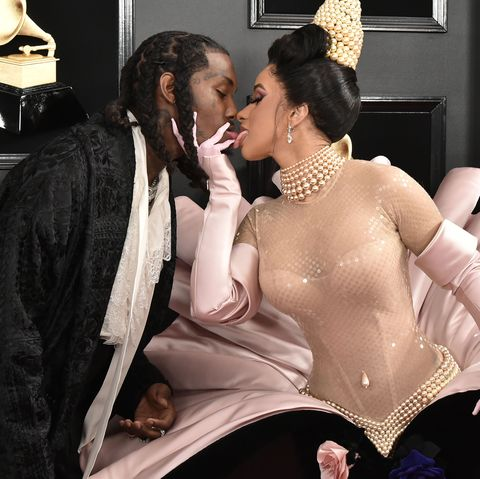 Cardi B Nsfw Comment Offset Instagram
