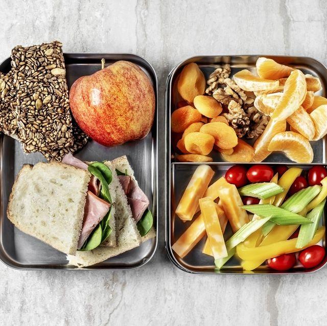 lunch-trommel-gezond-appel-mueslireep-fruit-groente-brood