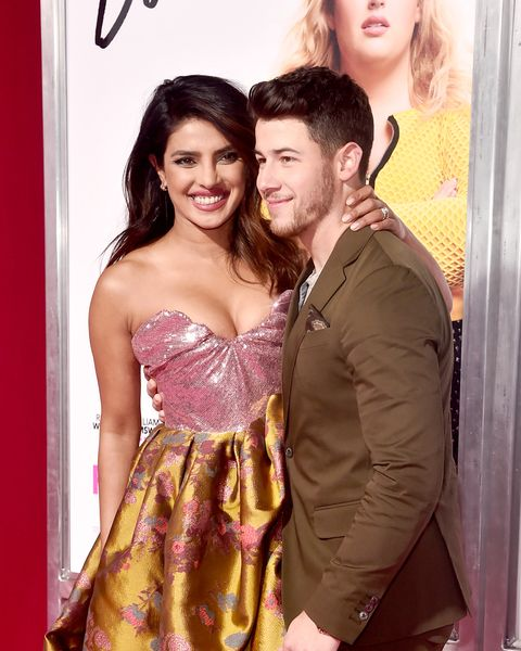 Priyanka Chopra and Nick Jonas - Amazon TV Series