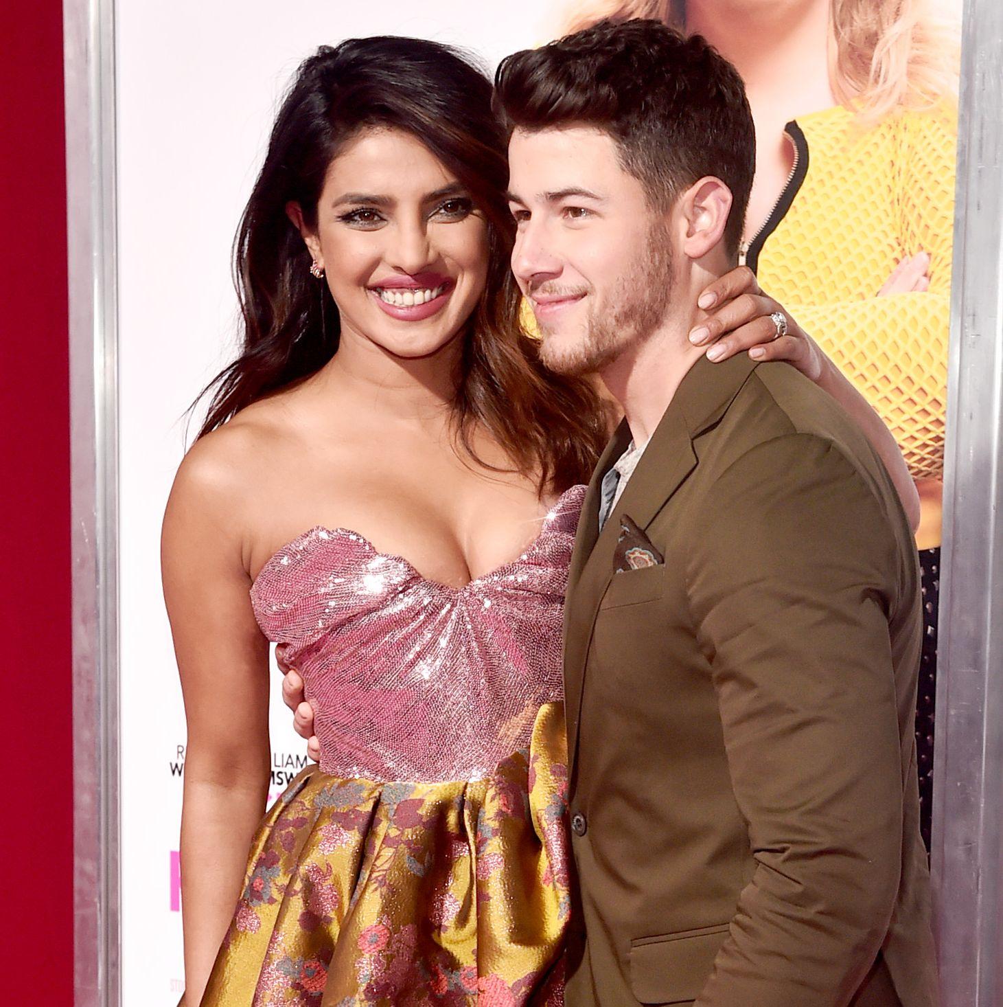Priyanka Chopra and Nick Jonas Were the Epitome of Honeymoon Period at Her Movie Premiere