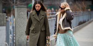 Street Style - New York Fashion Week February 2019 - Day 5