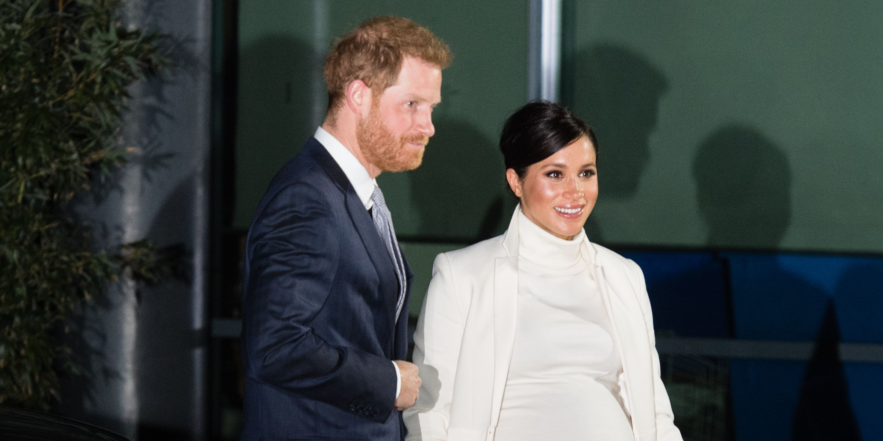 14 Royal Baby Rules Meghan and Harry Have to Follow