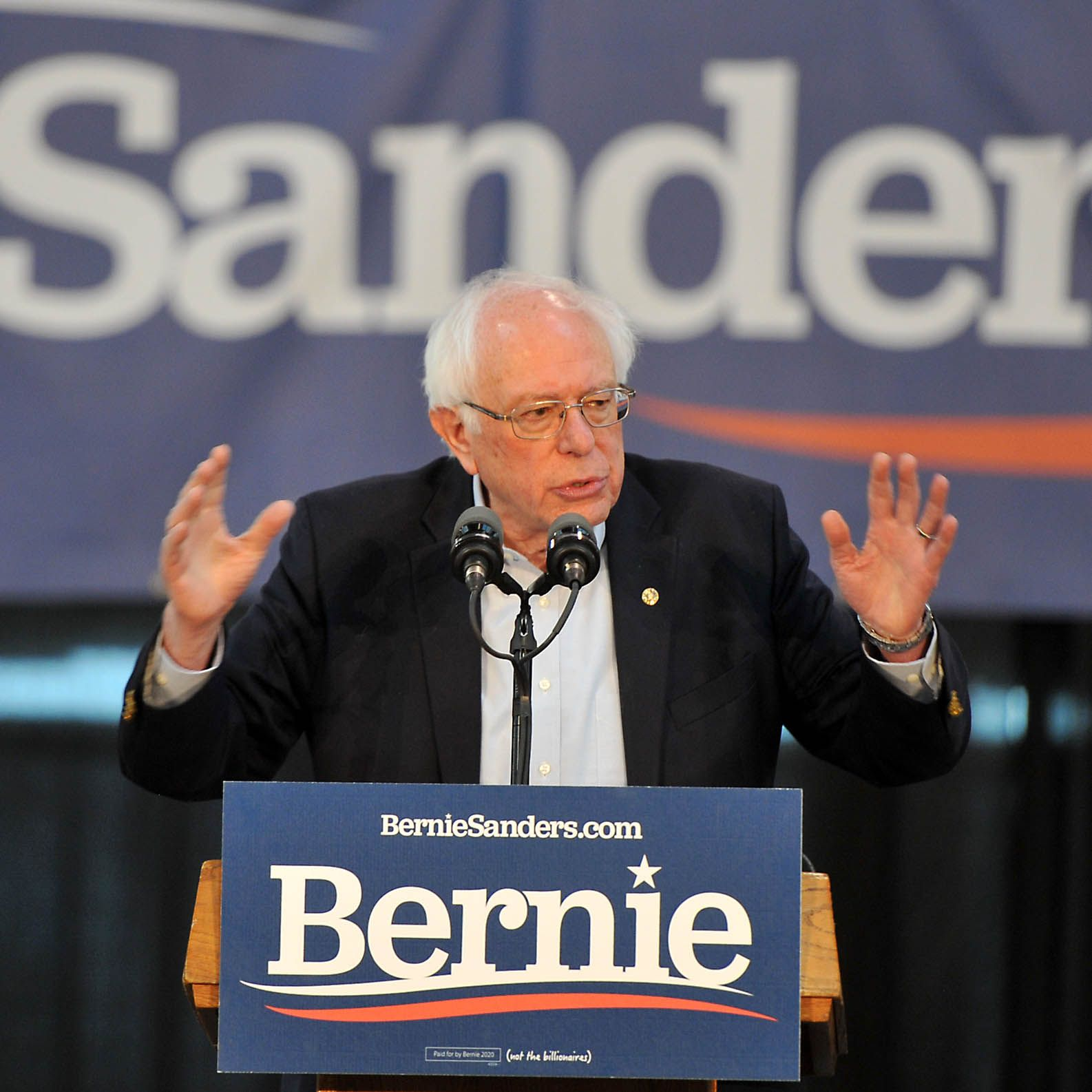The Democratic Party is moving left to keep up with Bernie Sanders.