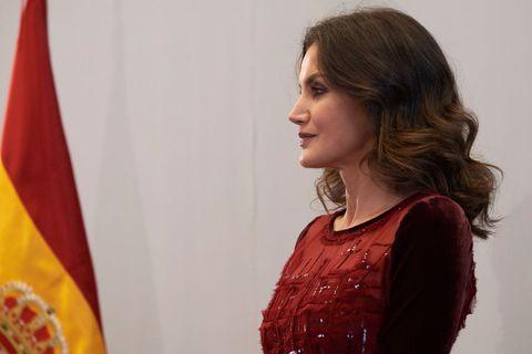 Reina Letizia marruecos