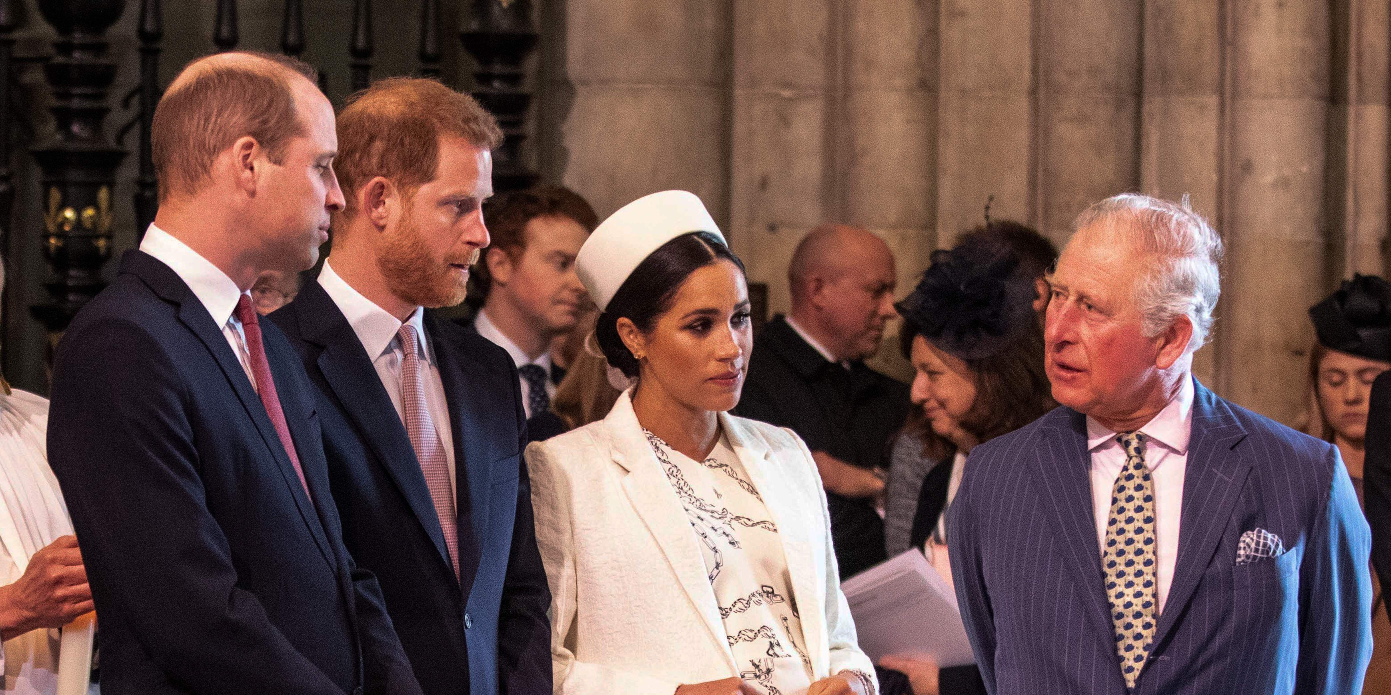 Why Prince William might miss the birth of Meghan and Harry's baby