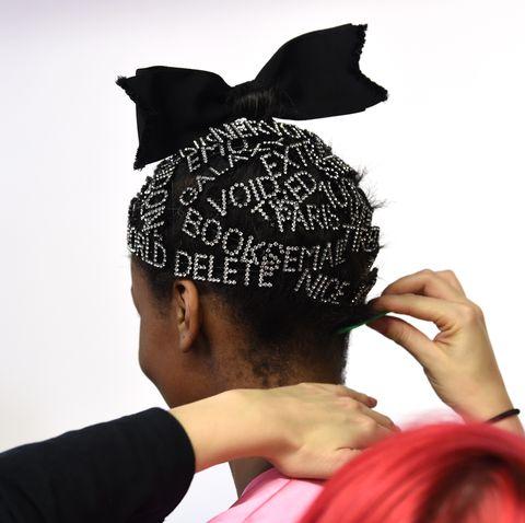 Ashley Williams Hair Clips